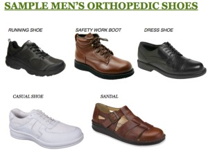 men's orthopedic shoes