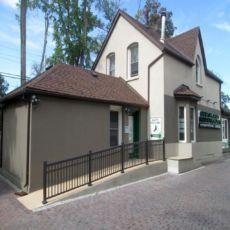 Brampton Foot Clinic - Building Exterior Side