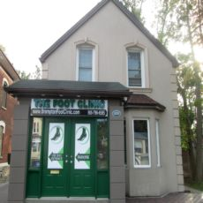 Brampton Foot Clinic - Building Front